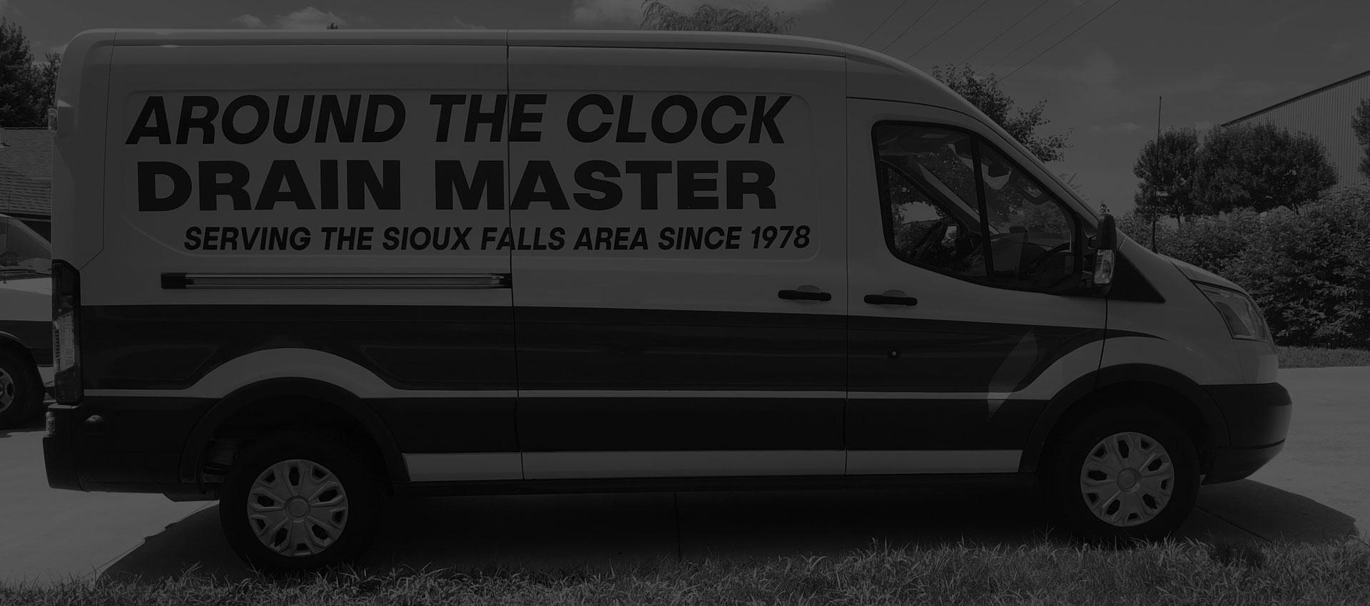 Contact Around the Clock Drain Master